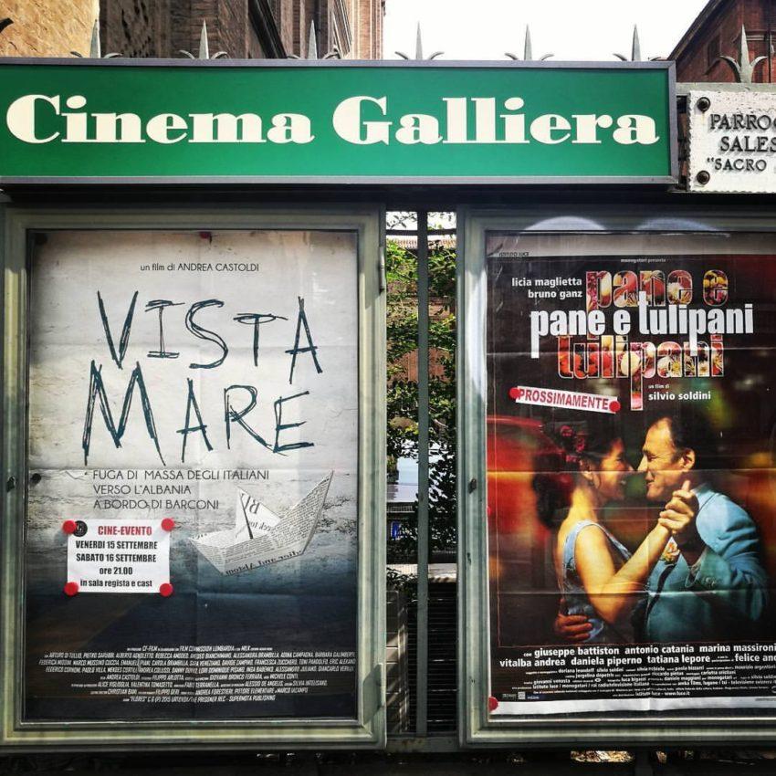Cinema Teatro Galliera